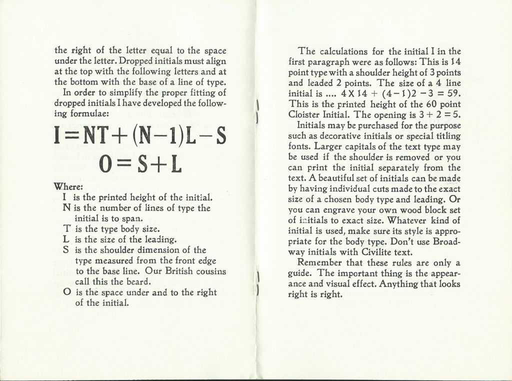 Limited Edition - Number 15, May 1973 - Page 2 and 3