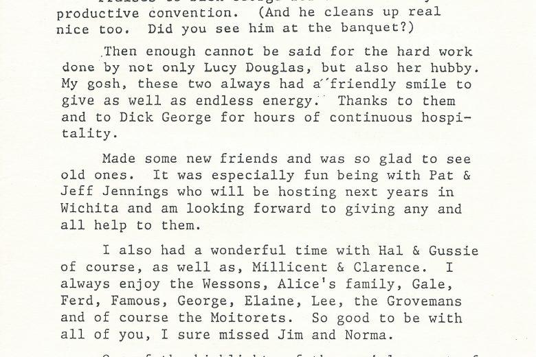 Scriptus - Number 27, August 1988 - Page 1