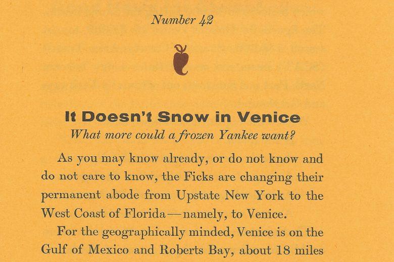 Shambler - Number 42, Summer 1988 - Page 1
