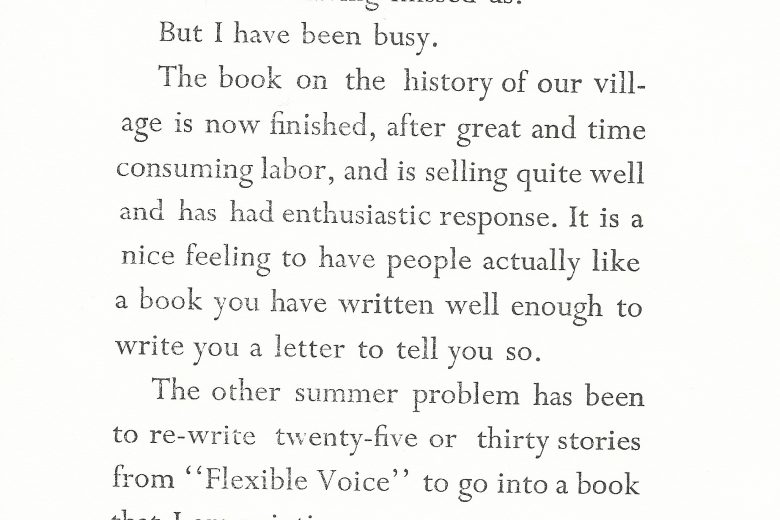 The Flexible Voice - Number 234, September 1999