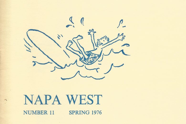NAPA West - Number 11, Spring 1976 - Front Cover