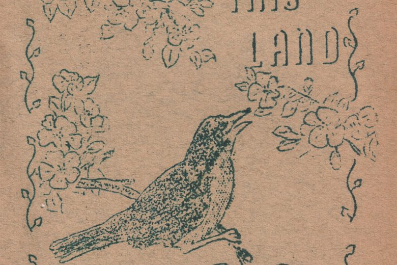 Love This Land - Number 4, May 1959 - Front Cover