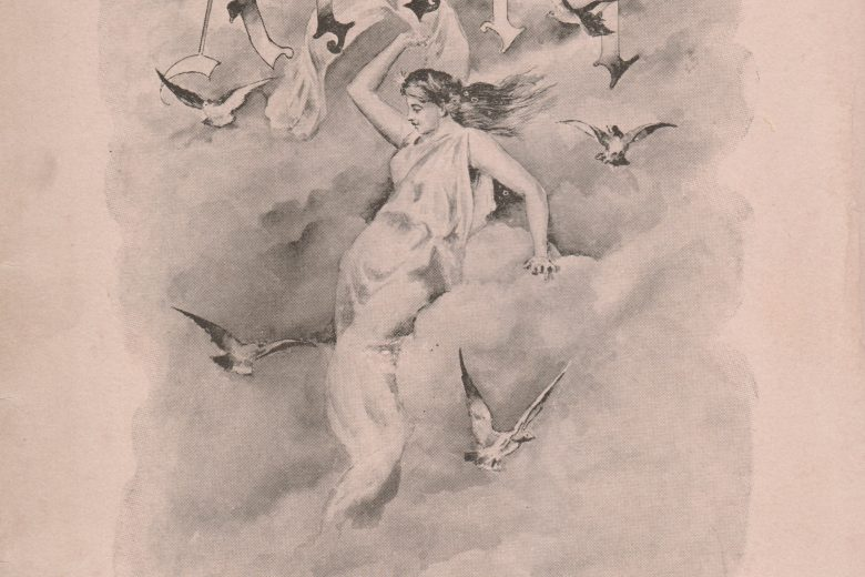 Ariel - Number 5, January 1901 - Front Cover