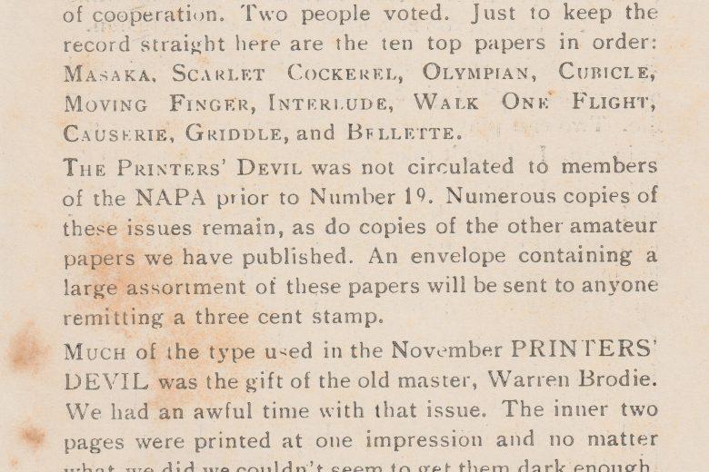 Spirit of '76 - Number 4, December 1941 - Page 1